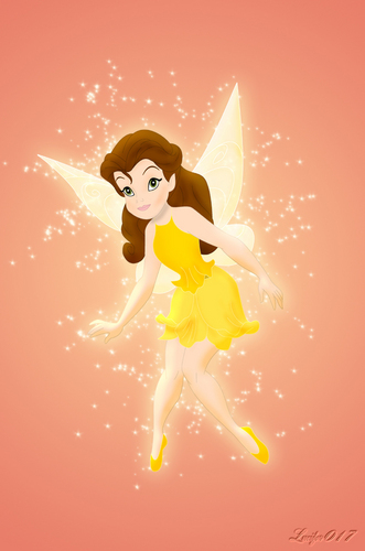 Belle as a Pixie