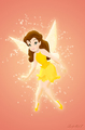 Belle as a Pixie