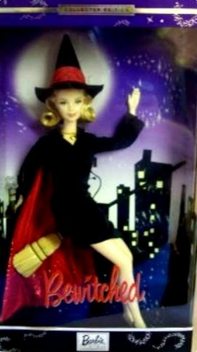bewitched Samantha 2001 Collectable Doll