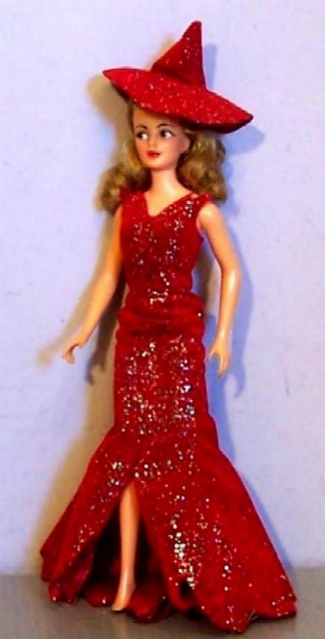 Ma Sorcière Bien Aimée Samantha (Elizabeth Montgomery) Vintage Doll
