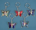 Butterfly Keychains for Berni