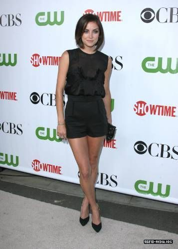 CBS CW Showtime Summer press tour party in San Marino