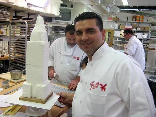 Cake Boss kertas dinding entitled Cake Boss