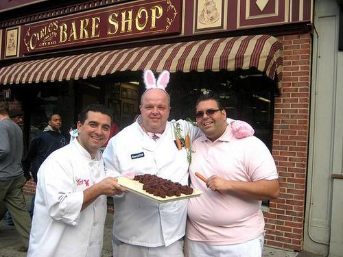 Cake Boss wallpaper probably containing a bouquet called Cake Boss