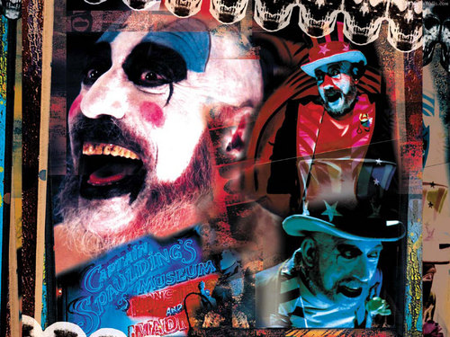 Captain Spaulding (villians)