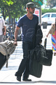 Chace Crawford - Arriving at his downtown apartment in Manhattan – June 28