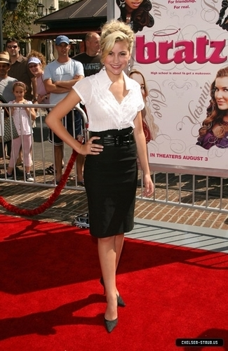 Chelsea Staub at the Los Angeles of Bratz:The Movie