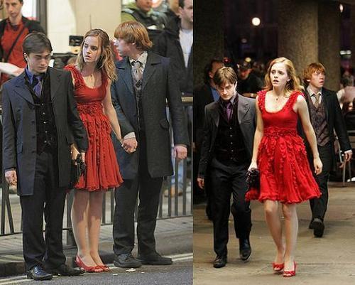 Daniel, Emma, Rupert