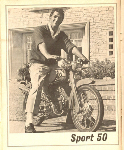Dean Martin wallpaper probably containing a motorcyclist, a trail bike, and a ciclomotor called Dean Martin