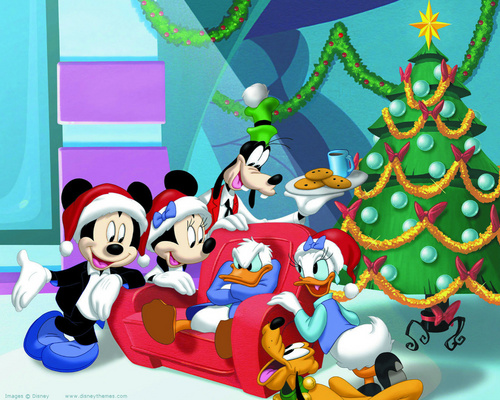natal wallpaper probably with animê called disney natal