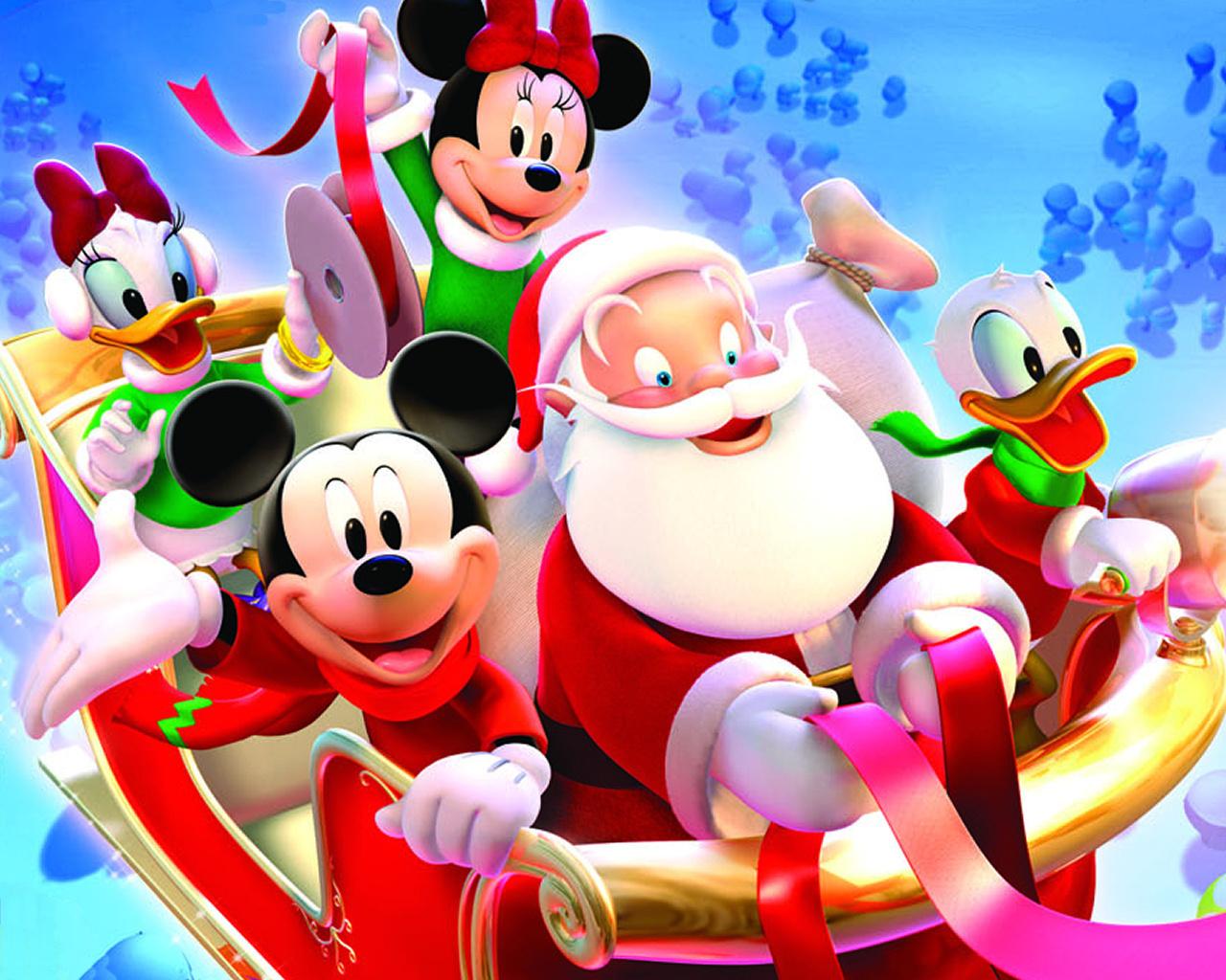 디즈니 크리스마스