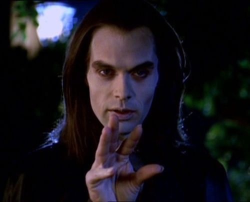 Dracula in 'Buffy'