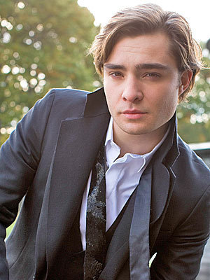 Gossip Girl fond d'écran containing a business suit called Ed Westwick > Photoshoot > Jonathan Skow