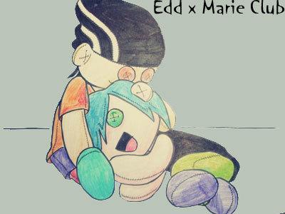 EddxMarie 玩偶