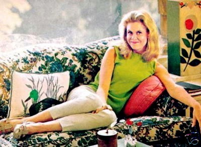 Elizabeth Montgomery wallpaper with a drawing room titled Elizabeth