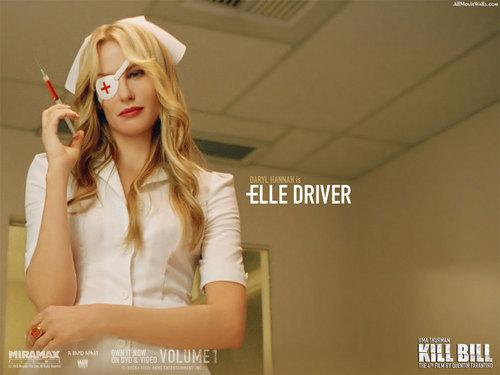 Elle Driver (villains)