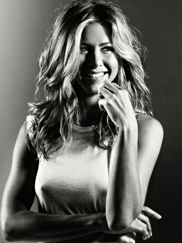 Elle Magazine/2009 - jennifer-aniston Photo