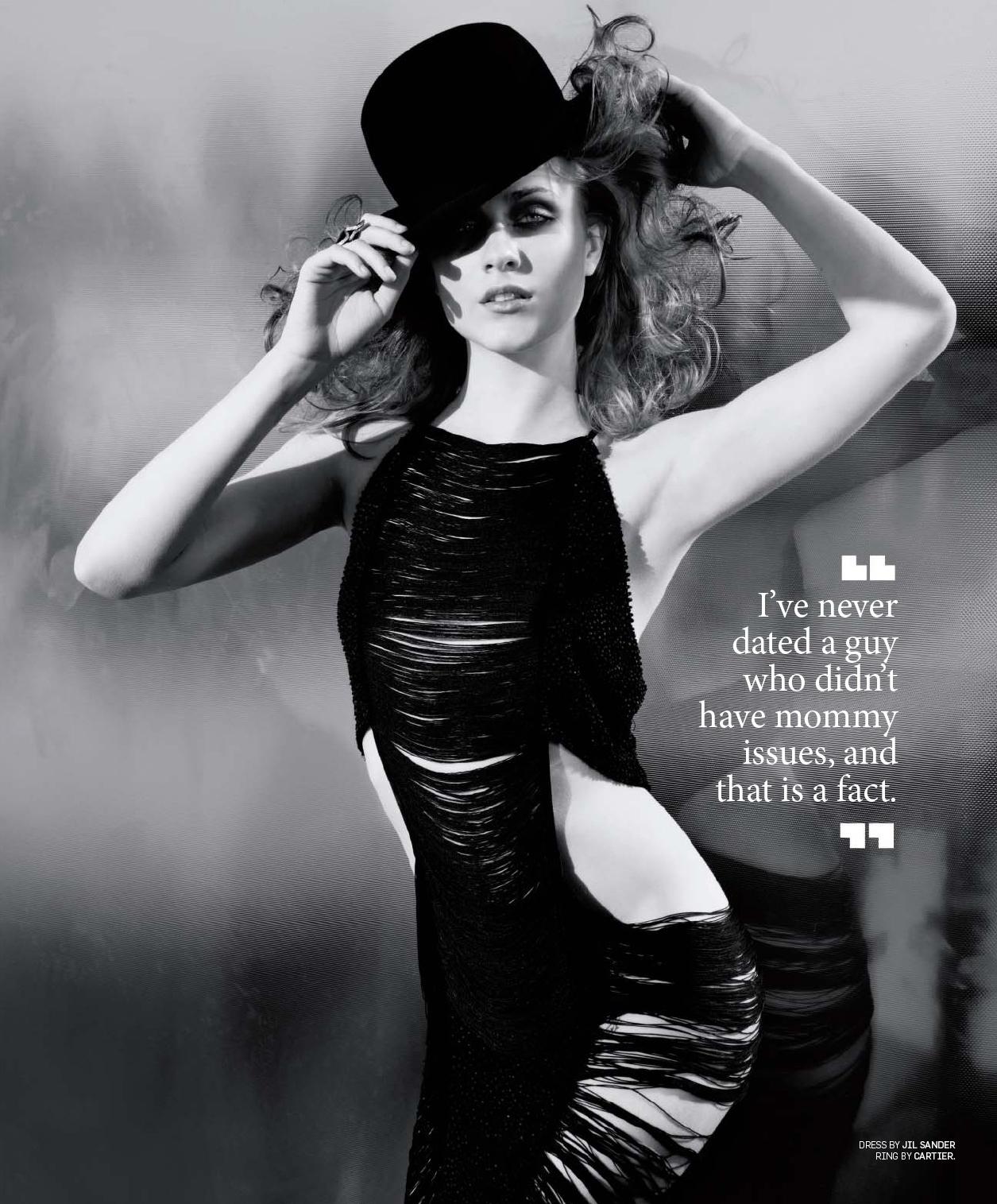 Evan rachel wood flaunt magazine nude (92 pictures)