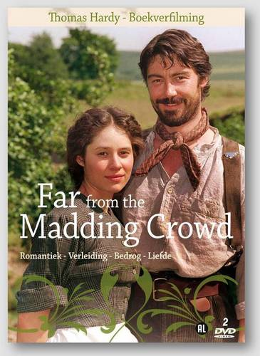 Far From the Madding Crowd DVD Cover