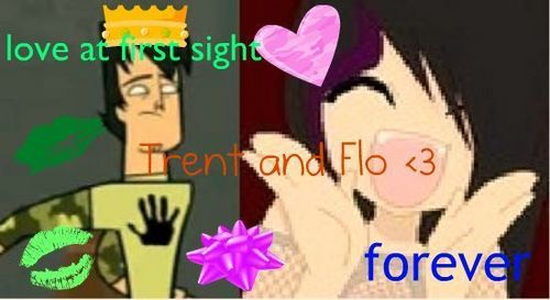 Flo and Trent! From LeShawnagirl