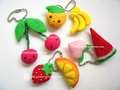 Fabulous Fruit,Keychains - keychains photo