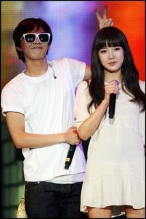 GD and Park Bom