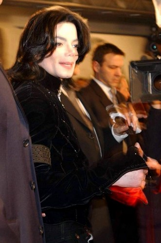 Gorgeous Michael