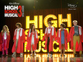 HSM3: Extended (DVD+Digital Copy) Exclusive kertas dinding