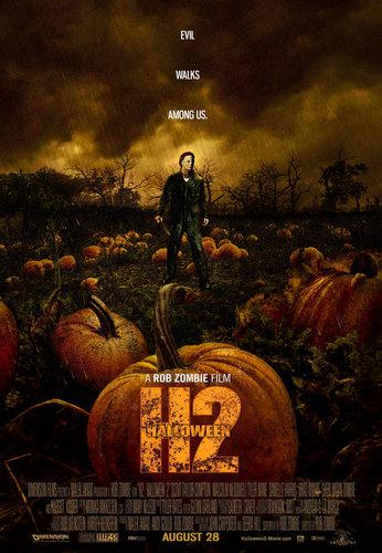 할로윈 2 poster