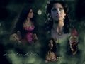 Halloween ~ Buffy(Old Fashion Girl)/Spike - buffy-the-vampire-slayer wallpaper