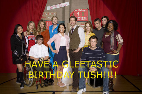Happy Birthday Tush!