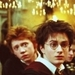 Harry Ron&amp;Hermione - harry-ron-and-hermione icon