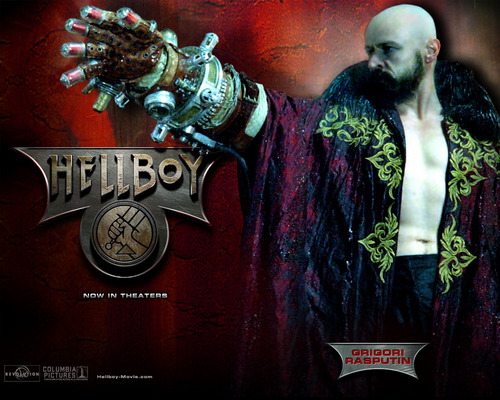 hellboy wallpaper related keywords - photo #13