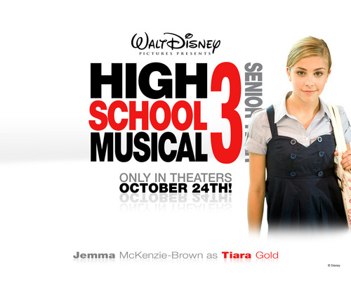 High School Musical 3 壁纸