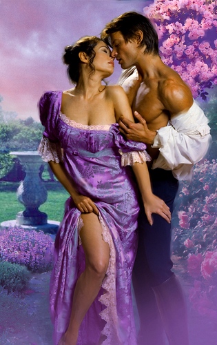 Historical Romance wallpaper probably with a dinner dress and a bridesmaid entitled Historical Romance Novel