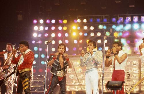 Victory Tour (Rare photo)