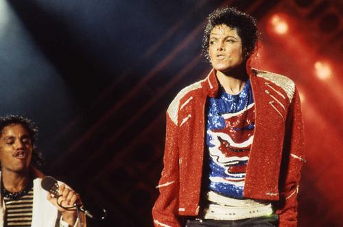 MJ (Rare photo)