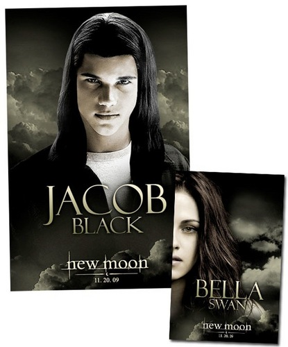 Jacob and Bella Poster (fan made)