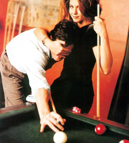 Jen & Matt