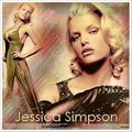 Jessica blends - jessica-simpson fan art