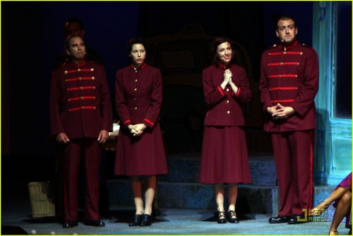 "Jessica in ""Guys and Dolls"""