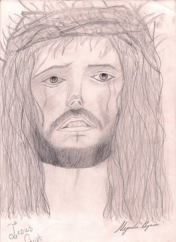 যীশু Christ - Portrait