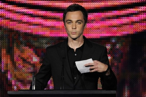 Jim Parsons Accepting the Individual Achievement in Comedy Award @ the 2009 TCA's