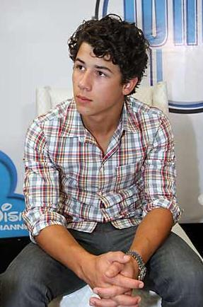 Jonas in Mexico. WT 2009.
