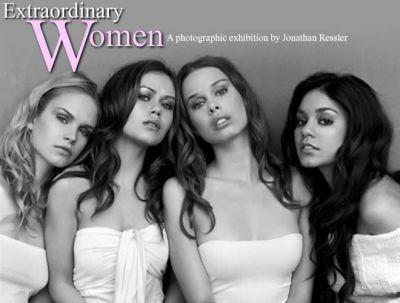 Jonathan Ressler '50 Extraordinary Women'