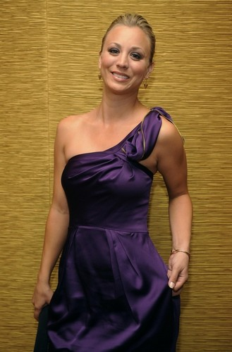 Kaley Cuoco @ the 2009 TCA's - the-big-bang-theory Photo