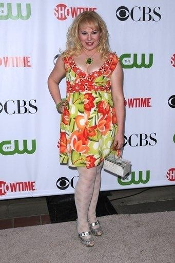 Kirsten Vangsness @ CBS TCA Summer party 2009