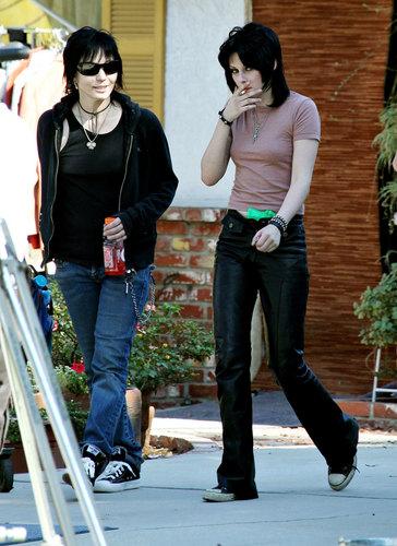 Kristen Stewart's Green Water Gun