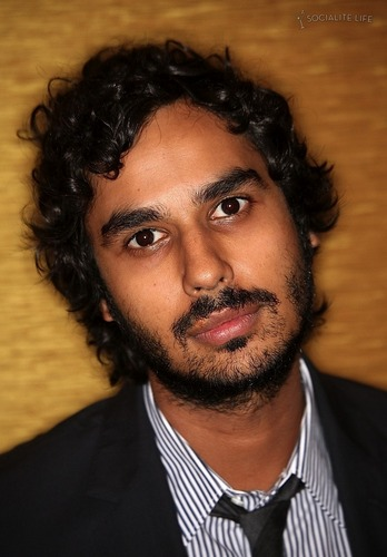 Kunal Nayyar @ the 2009 TCA's
