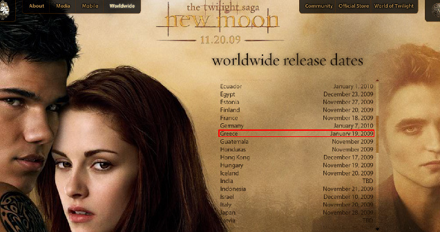 Watch Twilight Full Movie Online on 123Movies
